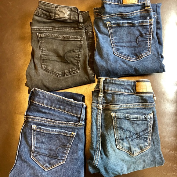 American Eagle Outfitters Denim - American Eagle and Aeropostale jeans bundle